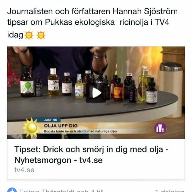 Pukka & Emma Noël på TV4!