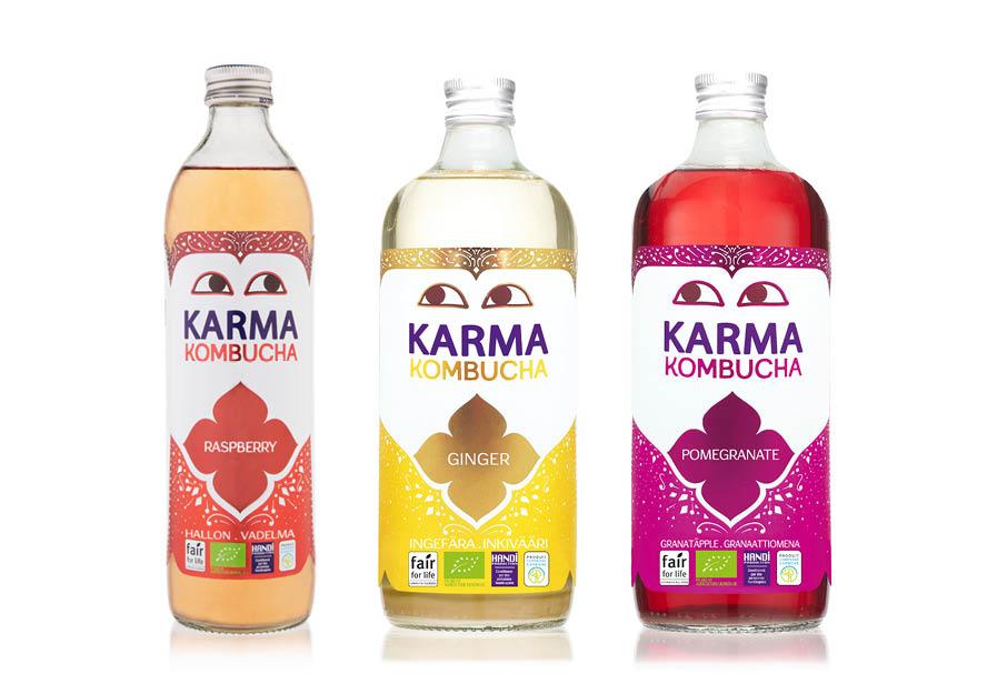 Ny smak från Karma