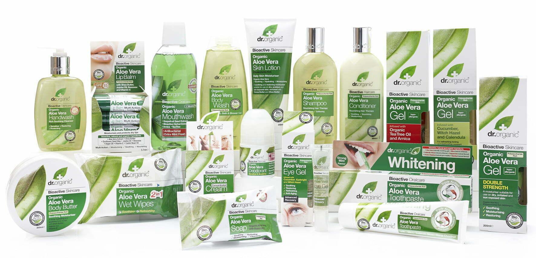 aloe vera, naturlig hudvård, solbränd hud