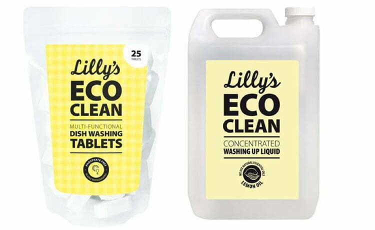 Nytt från Lilly's Eco!