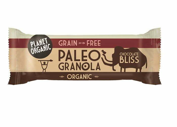 Raw barer från Planet Organic!