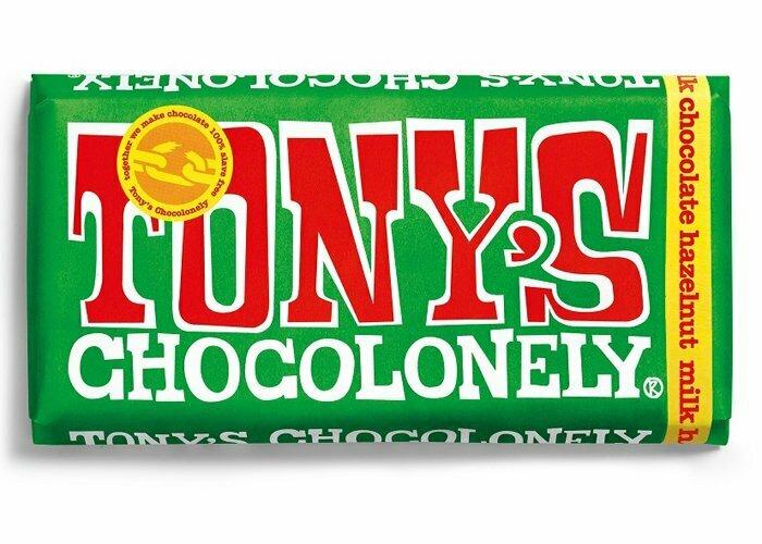 Tony's i ny smak!