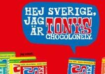 Tony's i Sverige!