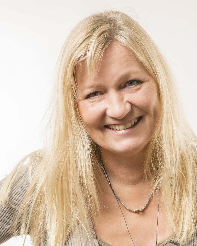 Benita Fridholm : Ekonomichef