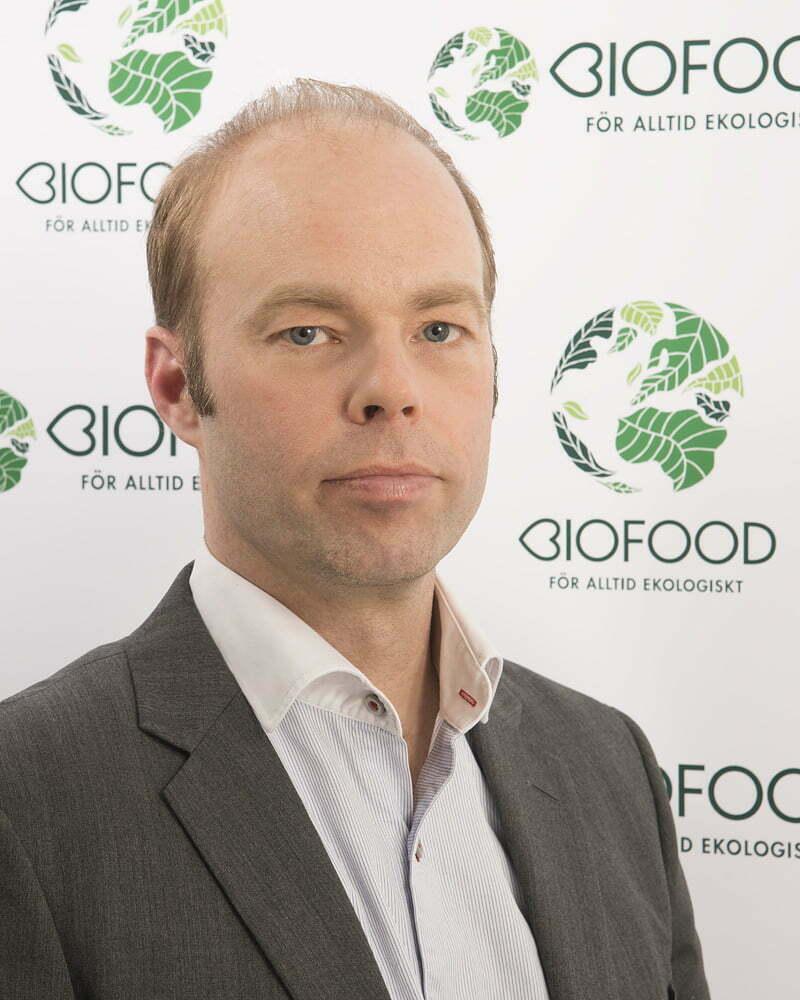 Johan Molander : Key Account Manager