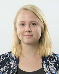 Julia Gilander : Marknadskoordinator / Teamleader