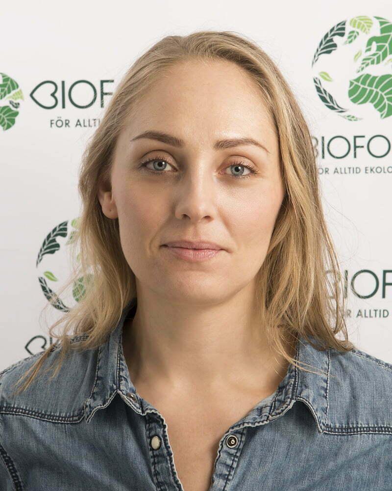 Louise Nordin : Säljadministratör (tjänstledig)