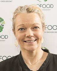 Susanne Hovenäs : Teamledare Marknad, PR & kommunikation