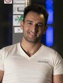 Abi Rammal : Teamleader lager/ Lagerchef