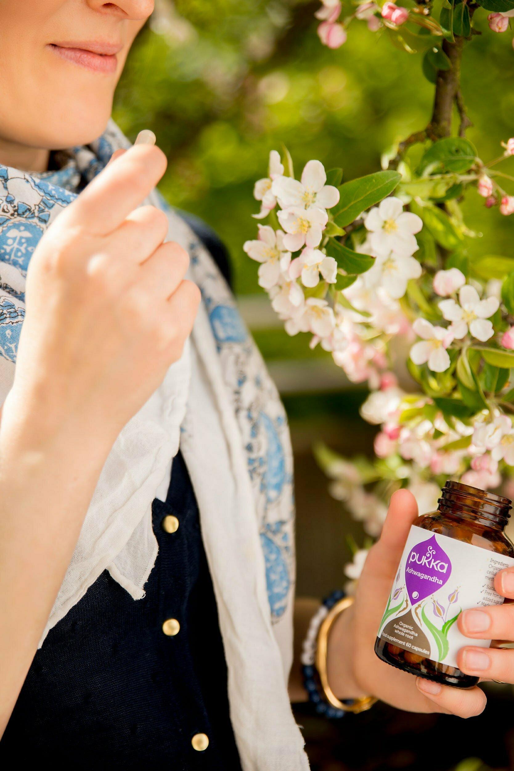 hjälp mot stress, kosttillskott, naturlläkemedel