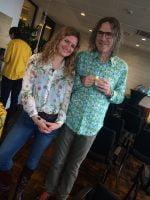 Sarah och Tim från Pukka Herbs
