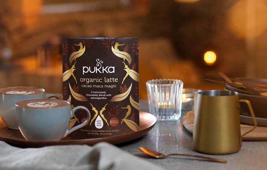 Lattemix från Pukka!