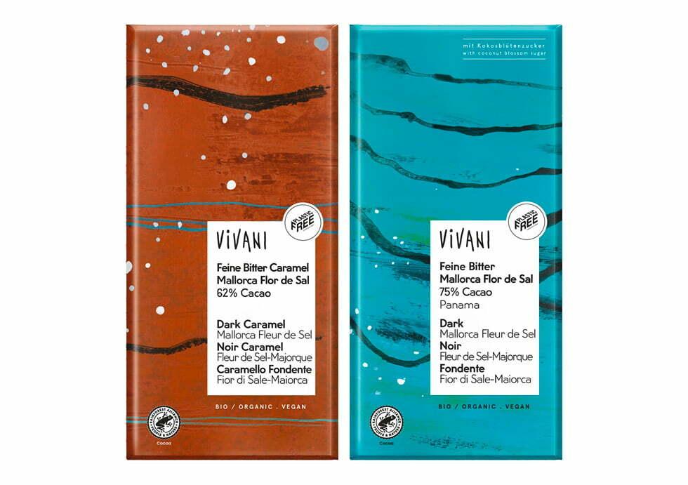 Choklad med havssalt