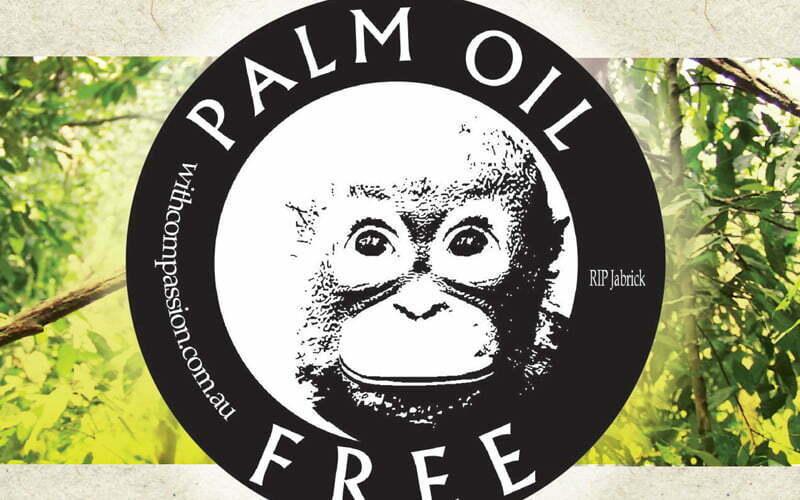 Palmoljefritt kosttillskott!